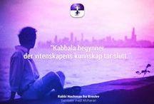Kabbala Norske sitater av Michael Laitman / Sitater av Laitman m.m