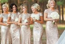 Stunning Bridesmaids / Need some bridesmaid inspiration?