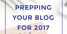 BLOGGIN' | tips + vision board / Blog tips from the experts + vision boarding