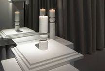 Lee Broom | Accessories / Lee Broom's playful range of contemporary home accessories include decadent hand-cut crystal glassware and monumental marble candlesticks. All fabulous statement pieces for the modern home.