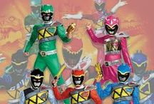 Power Rangers Costume Express / by Christine A