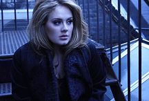 THE ADELE BOARD / Adele is amazing and I want to share that with all of you out there.