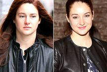 Makeup less Celebs / Celebrities without makeup. See what their real beauty looks like.