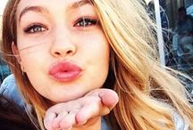 Gigi Hadid Is Beautiful / Gigi Hadid is beautiful, everyone knows it.