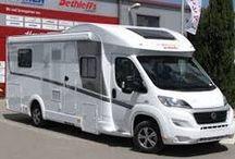 Husbilen / Resor med fina husbilen