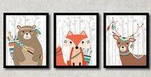 rysunki / rysunki, papierowe laki, wycinanki i kolorowanki