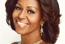 FLOTUS / The real First Lade of the United States and the next president of America!