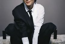 Androgynous style