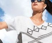 Sporty couture / Sporty, comfortable and relaxed yet still stylish and on-trend.