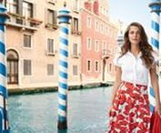 Venice / Colours, styles and passion from Venice brought together in this exquisite, stunning collection.