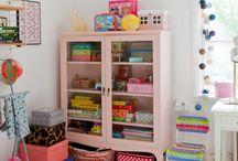 KIDS - ROOM / Décoration chambre enfants, bébé,