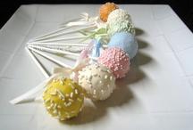 Cake Pops  / Cake Balls / Ideas / by Momma Zinga