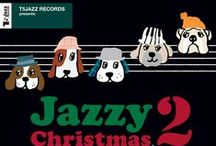 Jazzy Christmas / Peaceful / T5Jazz Records, newly launched as an independent label in 2013, is closing its first year with a jazz album for sophisticated adults to grace Christmas with! Featuring jazz artists of borderless popularity and ability in Japan, it is a collection of iconic Christmas standards presented with high-quality sound and stripped-down, exquisitely simple arrangements; it makes you appreciate the quintessence of music. Simple and jazzy sound – Have a wonderful Christmas with this album!