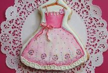 Clothing &  Accessories Cookies / by Momma Zinga