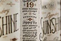 Brand Inspiration | Vintage Style / Vintage style branding / by Revolutionary Branding