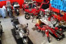Daily garage Motor Bike Service / Lavorazioni e riparazioni by Motor Bike Service