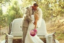 Rustic Chic / Ideas for a Rustic Chic Wedding.