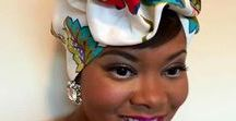 Headwraps and Afro Fashion