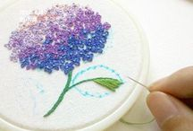Cross stitch / For those wanting to expand their hand craft horizons - like me :D
