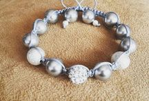 My Work - Shamballa Bracelets