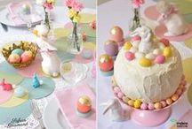 Pâques / Quelques idées de recettes et de décoration pour Pâques.