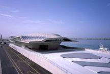 Stazione Marittima di Salerno / Stazione Marittima di Salerno progettata dall'architetto Zaha Hadid