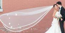 Casablanca Bridal / Wedding gowns by Casablanca.