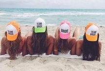 Bachelorette Party / Tips for an unforgettable bachelorette party.