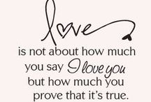 Quotes About Love / Love quotes.