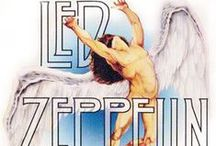 Led Zeppelin / The Gods of Rock