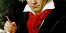 Ludwig van Beethoven / The Most Badass Classical Composer. The 9th Symphony says it all.