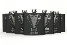 Groomsmen Gifts / Gifts for your groomsmen.