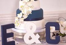 Nautical Navy / Every thing you need for a navy color-themed wedding.
