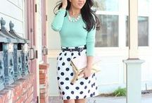 Fashion - My Style / Things I want. Styles and outfits that I like. / by Amy Sleeper