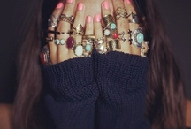 Jewelry / by marykathryn mcarthur