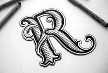 Lettering / by Sofia Ayuso
