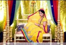 Indian Sangeet / Garba / Mehndi Night / Pictures and Ideas for your pre-wedding events! / by Indian Wedding Site