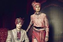 Indian Groom / Ideas for the Indian groom! / by Indian Wedding Site