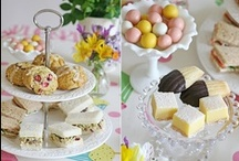 Party Ideas / I don't always have a party, but when I do...it's a tea party. / by Dannaca Patterson