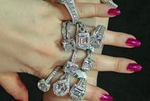 Indian Wedding Rings / Engagement rings and wedding bands for our Indian and South Asian brides! / by Indian Wedding Site