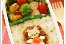 lovely lunches / by Beneficial Bento