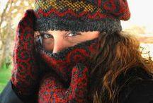 fair isle/folk knitting