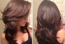 Hair ideas / by Desiree' Marie