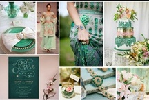 Indian Wedding Color Palettes / Ideas for Indian wedding color schemes and themes / by Indian Wedding Site