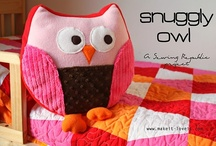 Sewing / Sewing, Crocheting, Knitting, Fabric related Tips and Sites / by Christine Leach McIntire