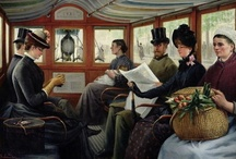 Victorian Splendor / Images and favorite historical fiction that capture the 19th and early 20th century / by Jenny A