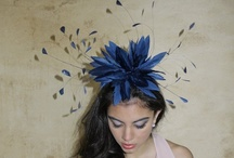 Blue Fascinator / #Blue #Fascinators #Online / by Forever Fascinators