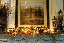Thanksgiving / Centerpieces and other decor. / by Dannaca Patterson