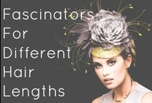 Fascinators HQ Blog / Information Helping You with How To Wear A Fascinator,  How To Care for Your Fascinator, What Headpieces to Buy, Online Fascinator Purchases and much, much more / by Forever Fascinators
