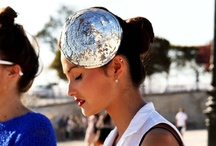 Silver Fascinators / #Silver #Fascinators #Online / by Forever Fascinators